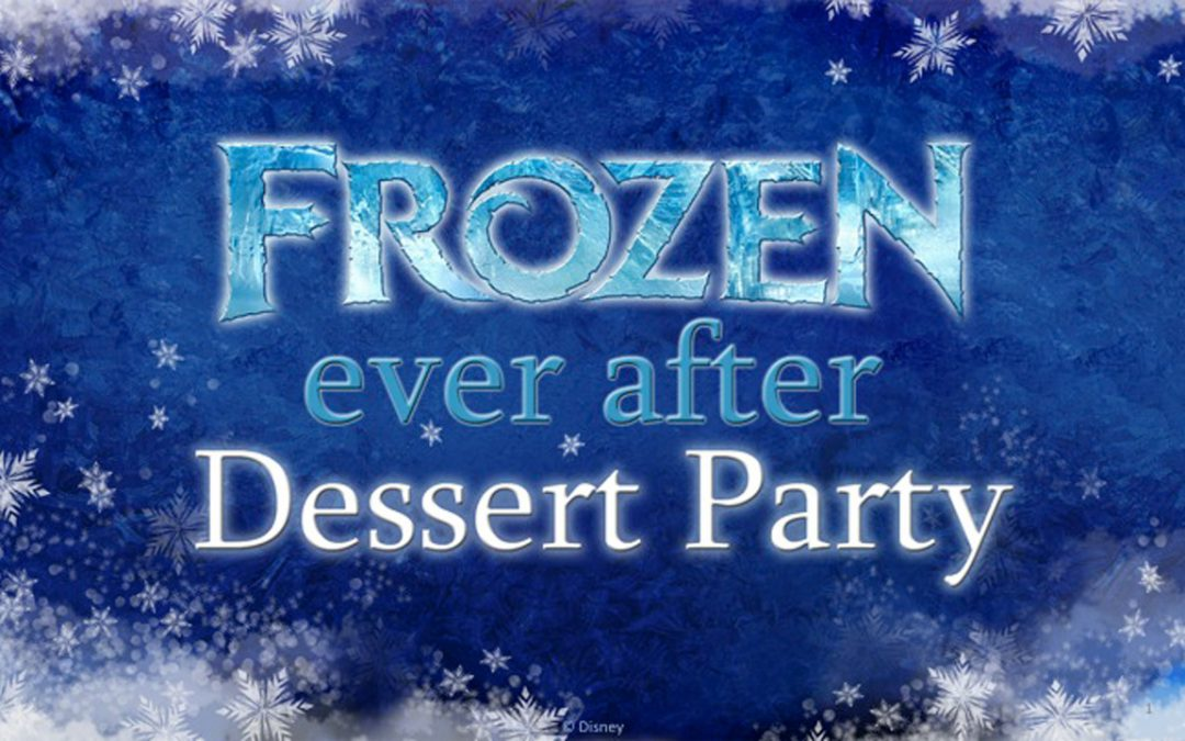 Reservations Open Today for Frozen Ever After Sparkling Dessert Party: A Cool New Way to View Fireworks at Epcot
