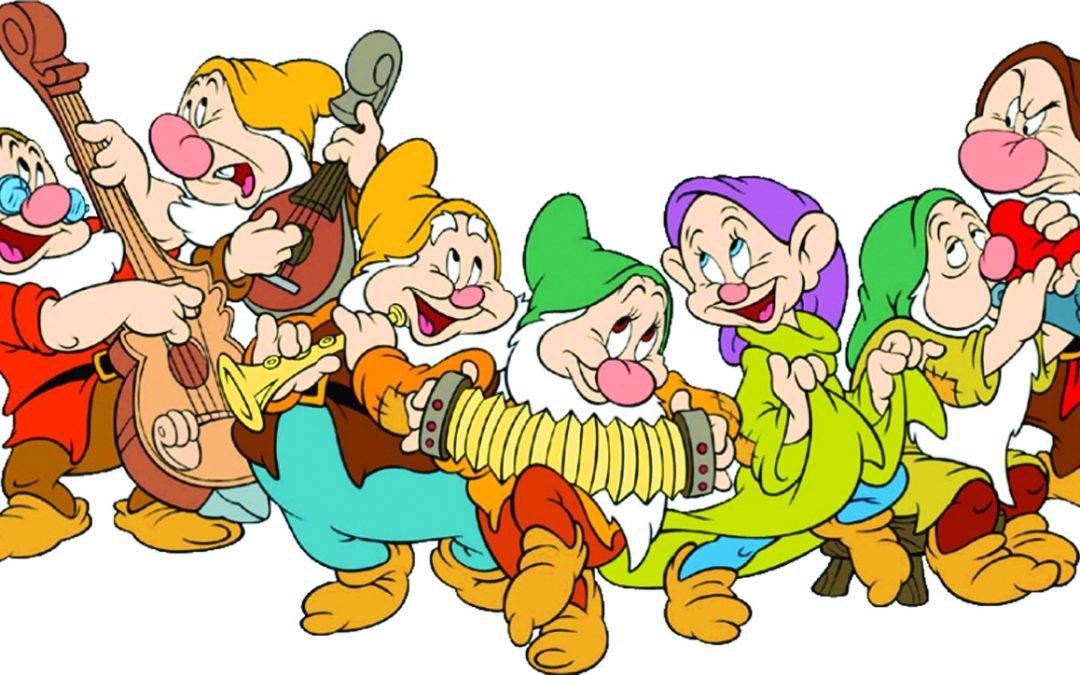 Top Ten Things You Didn't Know About the Seven Dwarfs