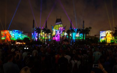 'Disney Movie Magic' Nighttime Experience Dazzles at Disney's Hollywood Studios this Summer