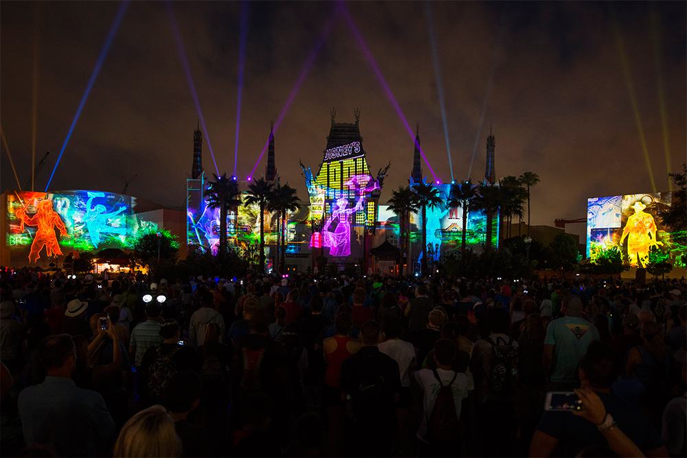 'Disney Movie Magic' Nighttime Experience Dazzles at Disney's Hollywood Studios this Summer