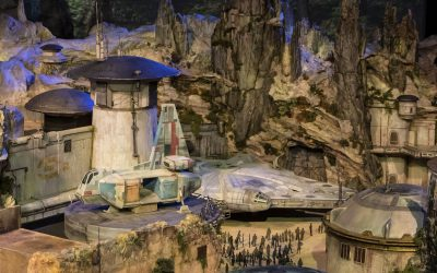 Disney Unveils Details of the News Star Wars-Inspired Land at D23