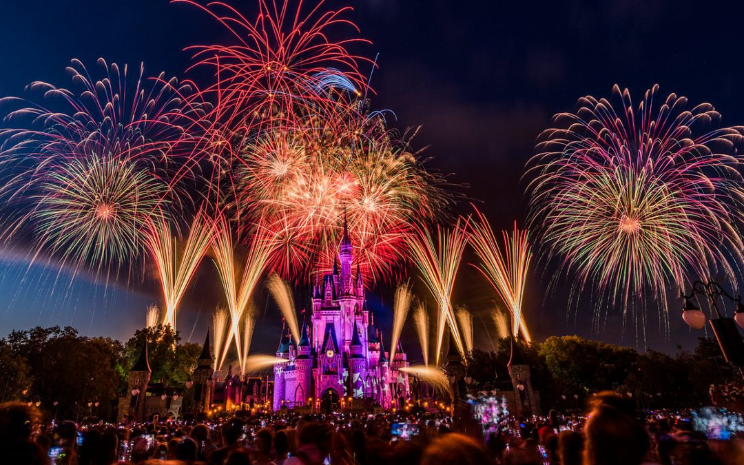 #DisneyParksLIVE To Live Stream Fourth of July Fireworks July 4 at 8:55 p.m. ET