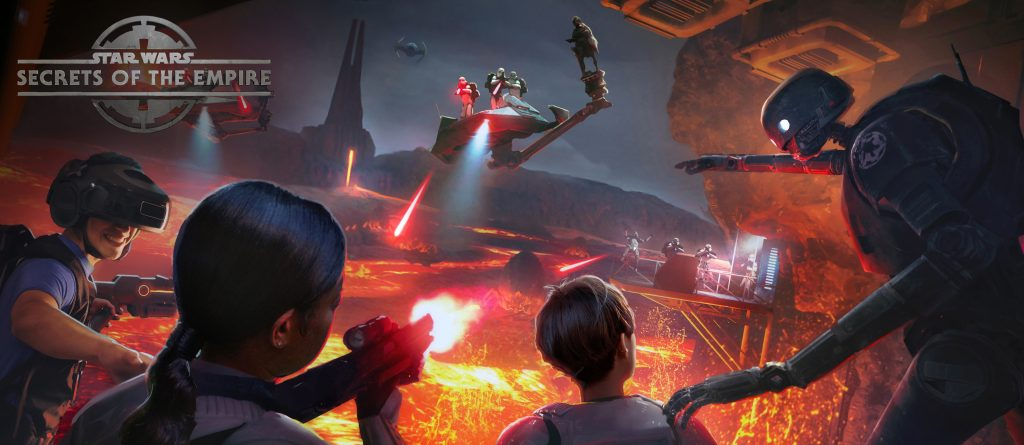 Disney Announce New Hyper-Reality Experience, Star Wars: Secrets of the Empire