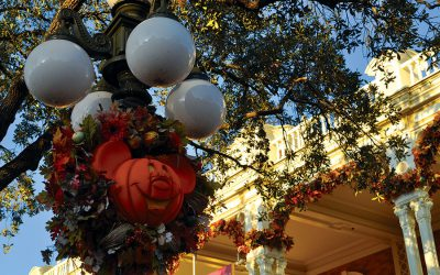 Our Five Favorite Things About Autumn at Walt Disney World