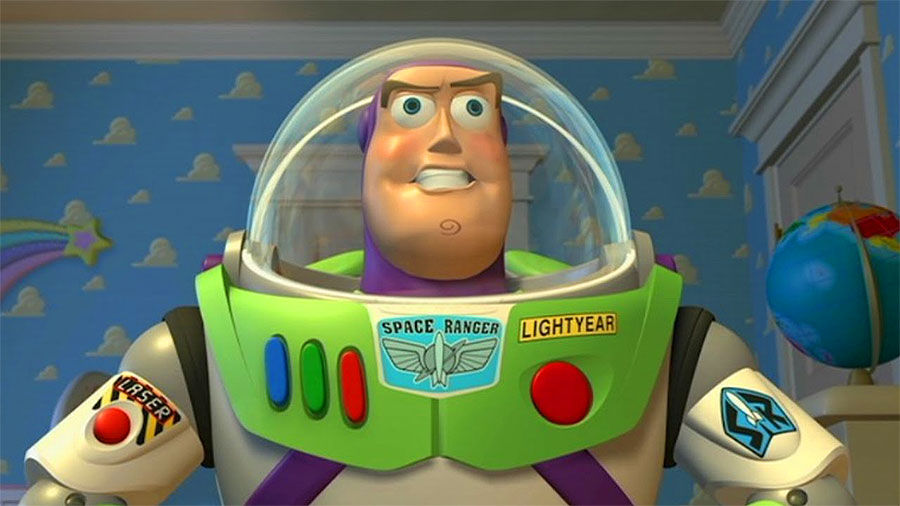 Ten Things You May Not Know About Buzz Lightyear