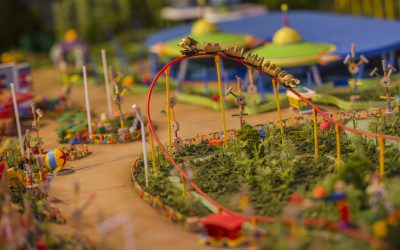 Toy Story Land Model Now On Display at Disney's Hollywood Studios