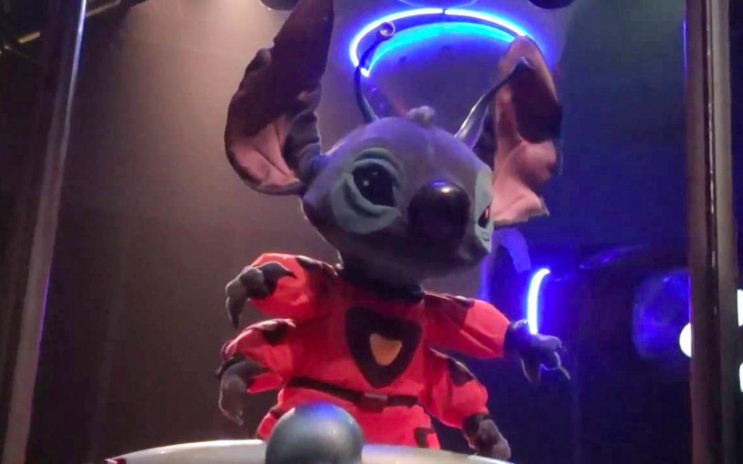 Ten Things You Didn't Know About Stitch