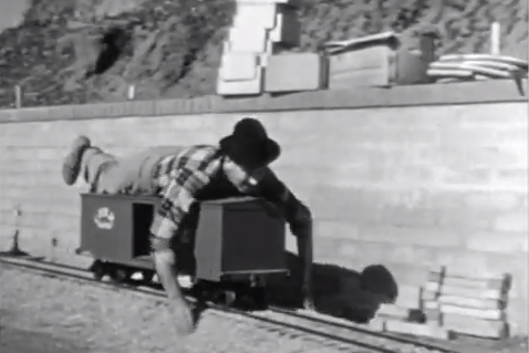 Six Whistle Stops in the Walt Disney Story