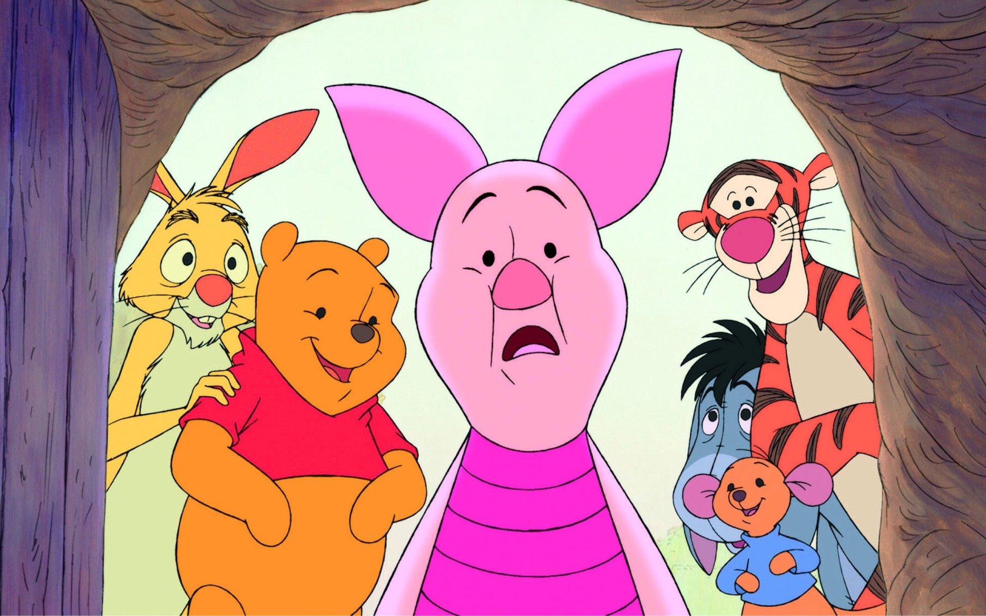 Piglet pooh winnie the pooh disney piglet