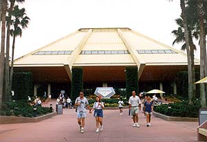 Five Facts About Epcot's Horizons