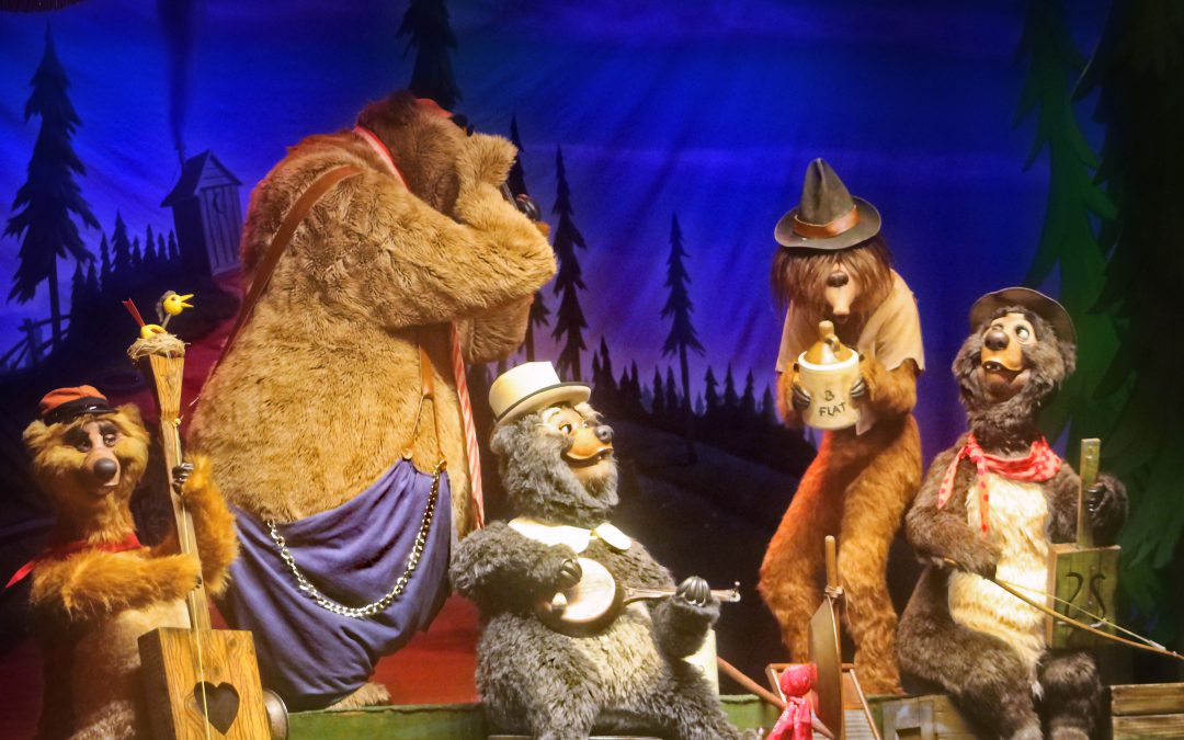 Six Facts About the Country Bear Jamboree