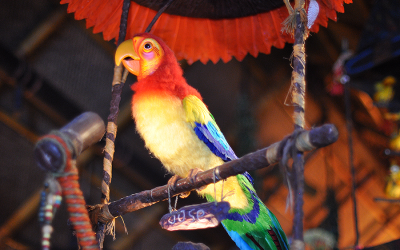 Ten Facts About the History of the Enchanted Tiki Room