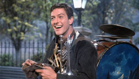 10 Facts About Dick Van Dyke's Disney Career