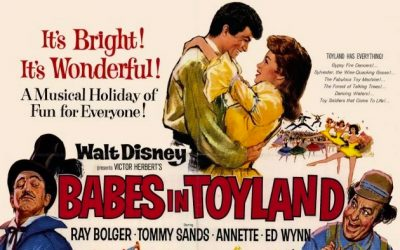 10 Facts About the Holiday Classic Babes in Toyland