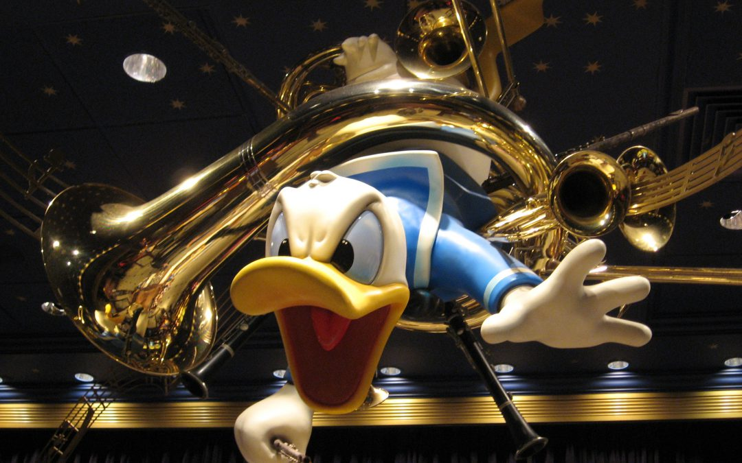 10 Things You May Not Know About Donald Duck