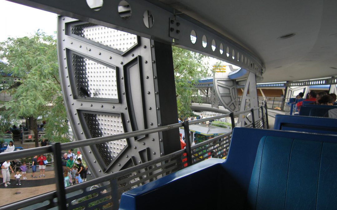 Four Facts About the Tomorrowland Transit Authority PeopleMover's History