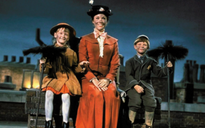 10 Facts About Julie Andrews