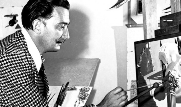 The Unlikely Partnership of Disney and Dali