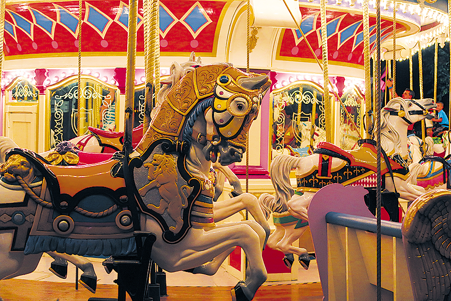 Six Facts About the Prince Charming Regal Carrousel