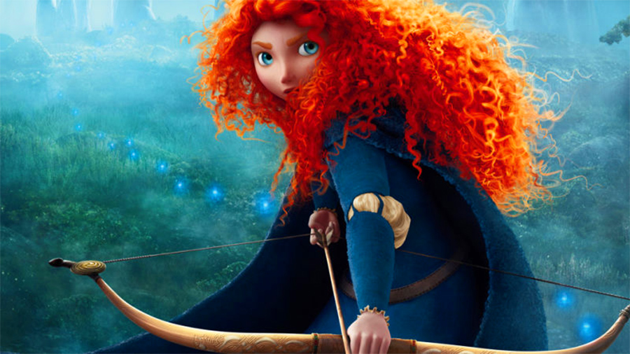 Ten Things You May Not Know About Merida