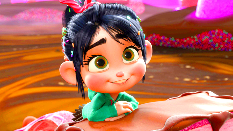 Ten Things You May Not Know About Vanellope von Schweetz