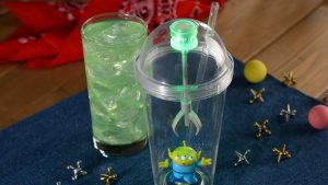 Alien Sipper Toy Story Land