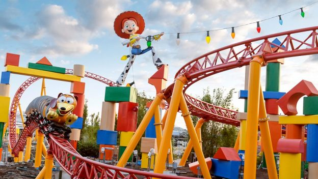 New Toy Story Souvenirs Announced and Hopeful Ideas from Pixar Fest