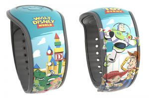 Toy Story Magic Band