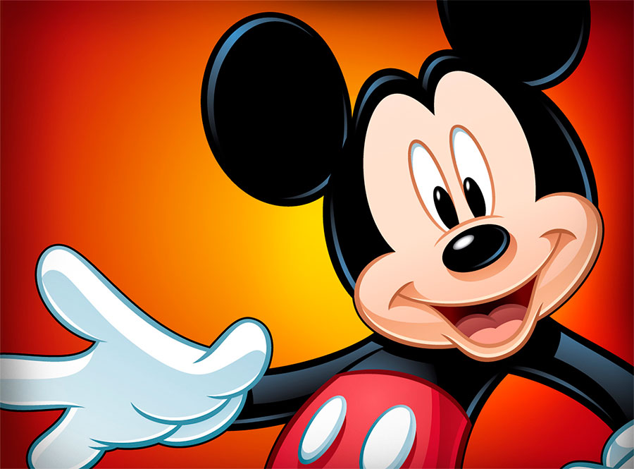 Top Ten Things You May Not Know About Mickey Mouse