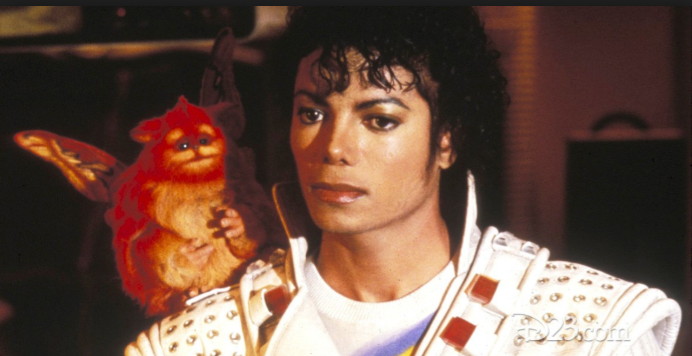 The Story of Captain EO
