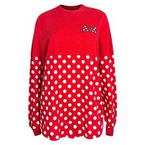Disney Minnie Spirit Jersey Polka Dots
