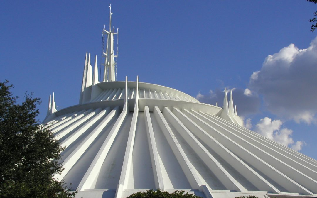 5 Facts About Space Mountain