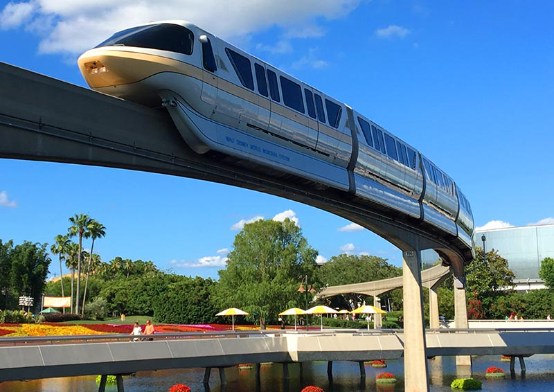 Ten Things You May Not Know About the Monorail