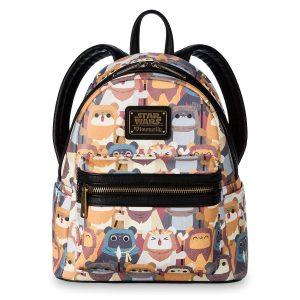Disney Ewok backpack