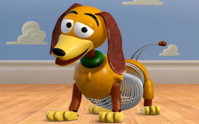 Six Things You May Not Know About Slinky Dog