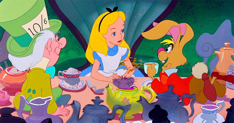 Ten Things You May Not Know About Alice in Wonderland
