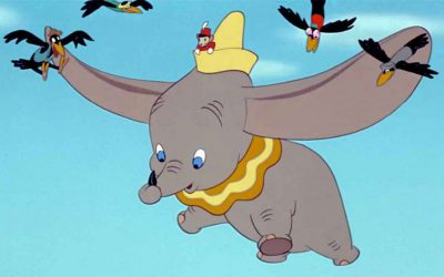 Ten Things You May Not Know About Dumbo