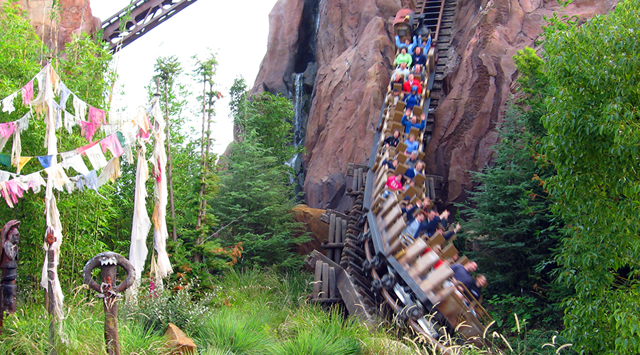 Six Things You May Not Know About Expedition Everest
