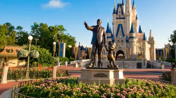 Marceline To the Magic Kingdom: A Tour Through Walt Disney's History