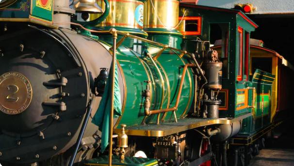 The Magic Behind Our Steam Trains Tour