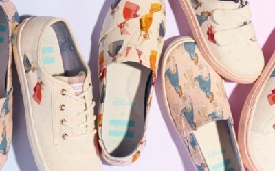 Step Out in Disney Style with TOMS