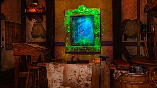 Six of Our Favorite Walt Disney World Special Effects