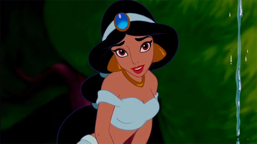 Ten Things You May Not Know About Princess Jasmine