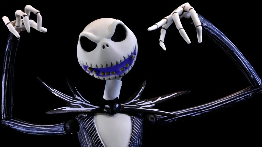 Ten Things You May Not Know About Jack Skellington