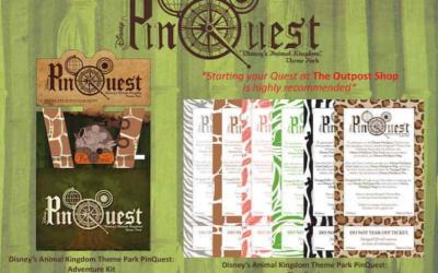 PinQuest at Animal Kingdom