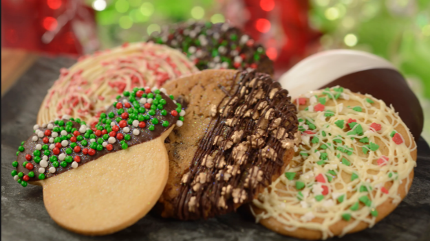 Epcot's Holiday Cookie Stroll