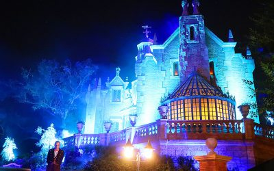 8 Things You May Not Know About the Haunted Mansion