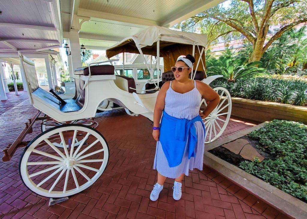 Cinderella DisneyBound