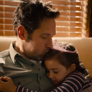 Ant-Man Scott Lang and Cassie